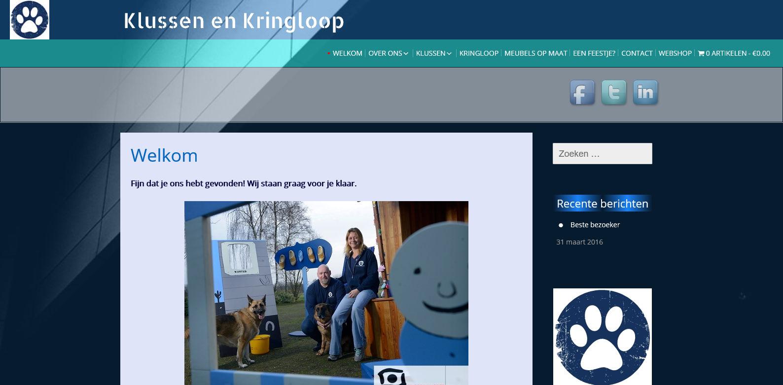 Klussen en Kringloop