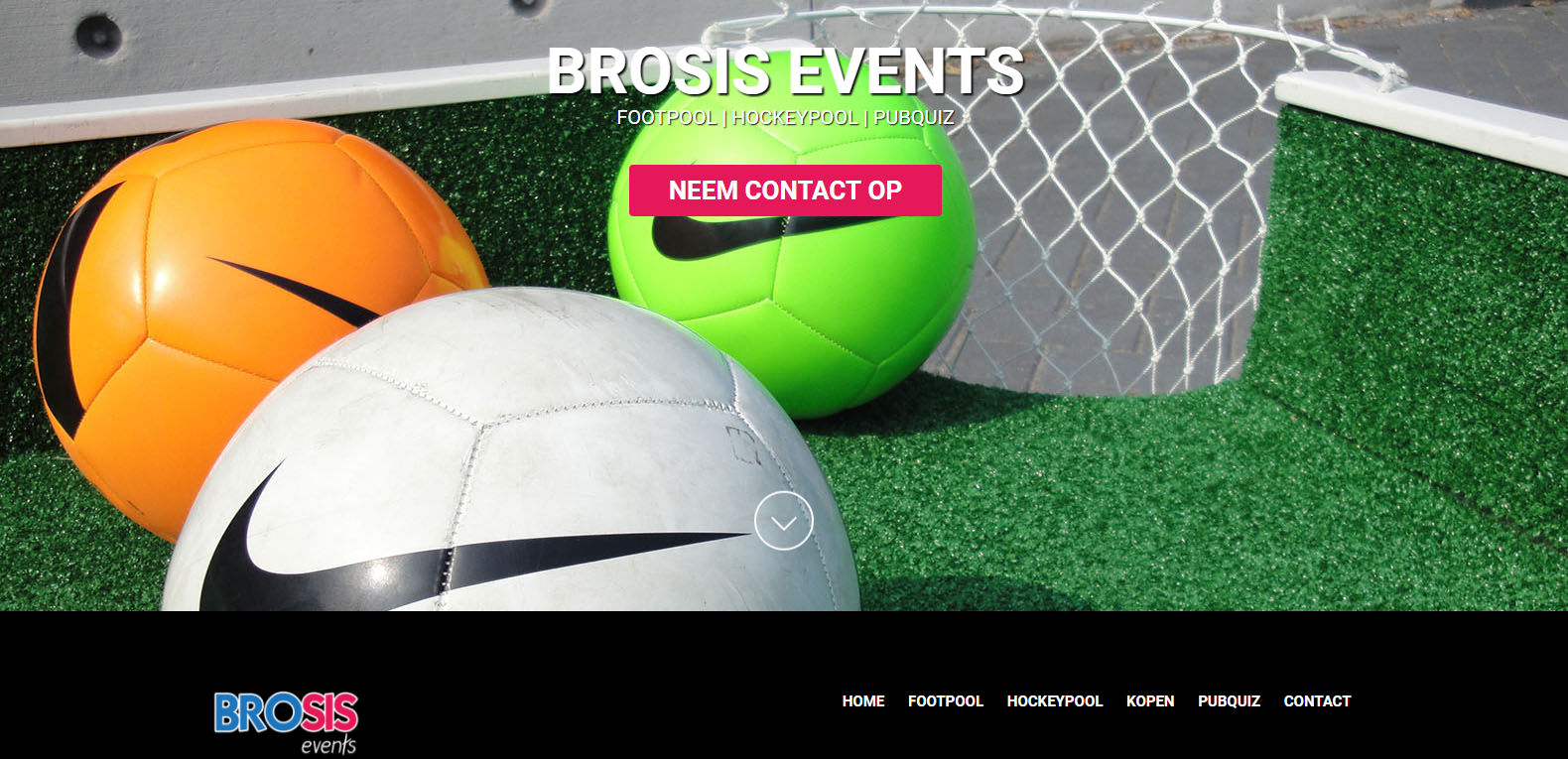 BROSIS events