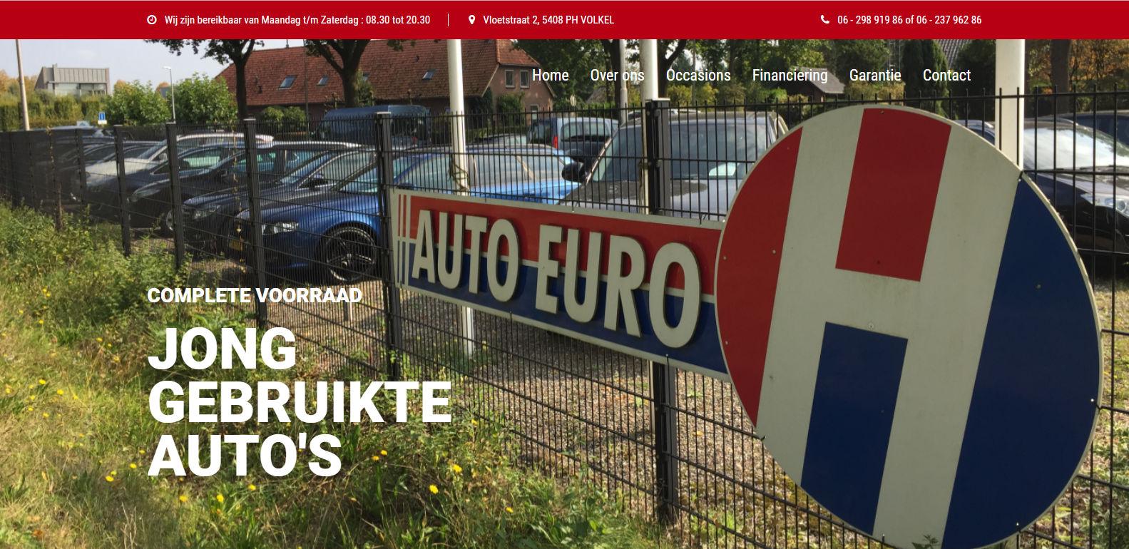 Auto Euro Uden