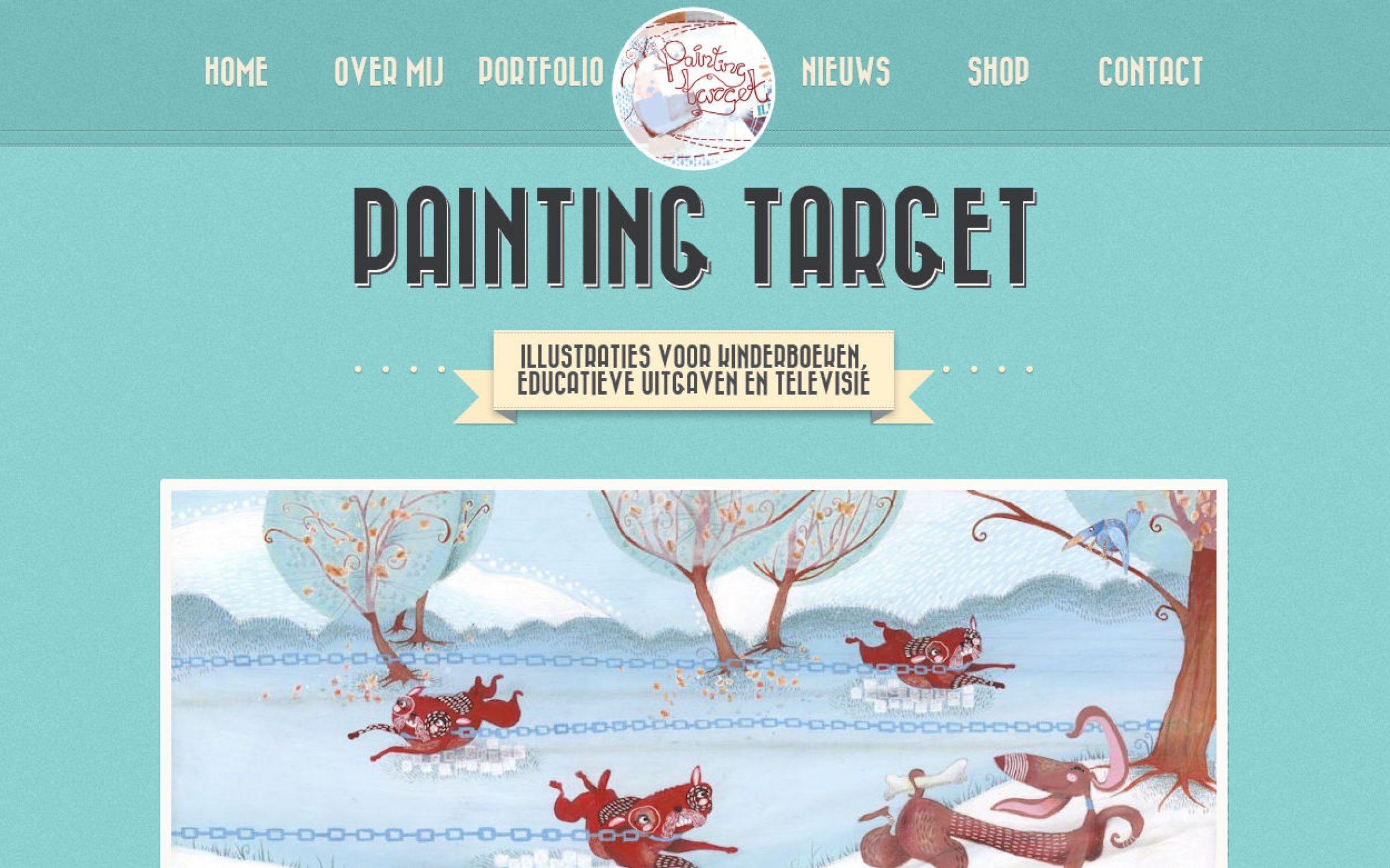 Painting Target